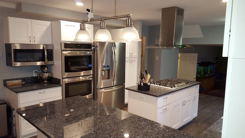 Gorgeous Kitchen Renovation In Potomac Maryland: Kitchen Remodeling Contractors In Clarksburg, Potomac